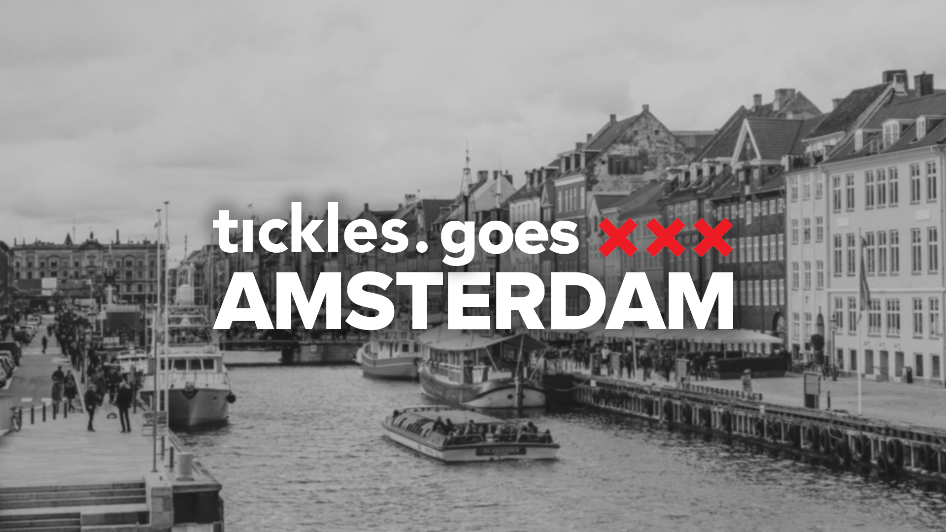 Tickles E-commerce kantoor in Amsterdam